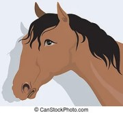 neigh illustrations and clipart