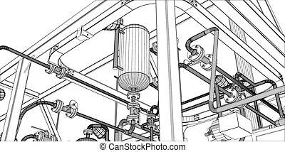 Heating system Illustrations and Stock Art. 3,258 Heating