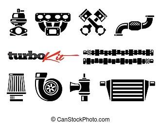 Intercooler Vector Clip Art EPS Images. 9 Intercooler