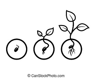 Seed Illustrations and Clip Art. 48,081 Seed royalty free
