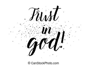 Trust god Clipart Vector and Illustration. 299 Trust god