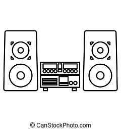 Stereo system Illustrations and Stock Art. 3,530 Stereo
