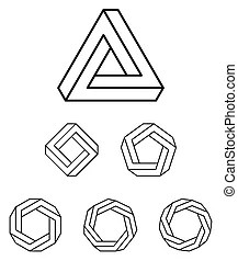 Heptagon Illustrations and Clip Art. 186 Heptagon royalty
