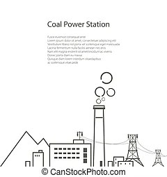 Power station Clipart Vector Graphics. 14,413 Power