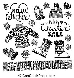 Knit hat Clipart Vector Graphics. 919 Knit hat EPS clip