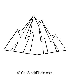 Rock pile Clipart and Stock Illustrations. 583 Rock pile