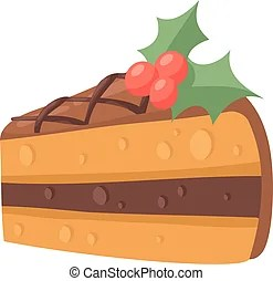 cookie cake vector clip art eps