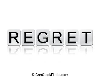 regret illustrations and clipart