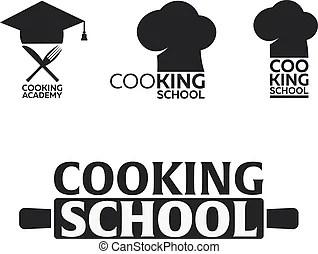 Cooking school Stock Illustrations. 944 Cooking school