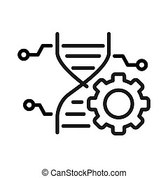 Genetic engineering Clipart and Stock Illustrations. 1,477