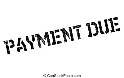 Payment due Stock Illustration Images. 1,180 Payment due