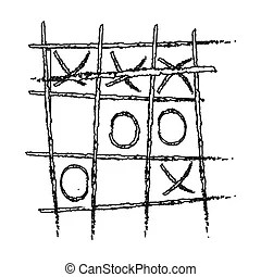 Tic tac toe drawing in Stock Photos and Images. 36 Tic tac