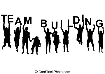 Team building Clipart and Stock Illustrations. 13,081 Team
