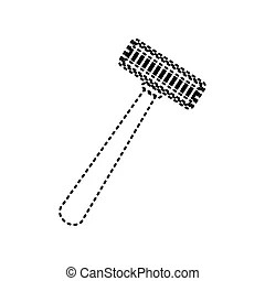 Safety razor Vector Clipart Illustrations. 578 Safety