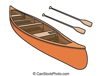 paddle illustrations and clip art