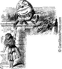 Tenniel Illustrations and Clip Art. 126 Tenniel royalty