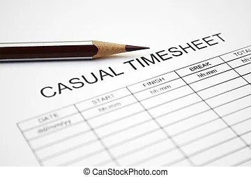 Timesheet Stock Photos and Images. 104 Timesheet pictures