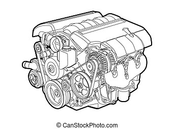 Motor Illustrations and Clipart. 75,357 Motor royalty free