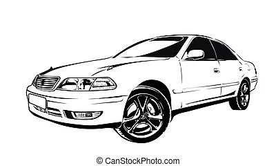 Toyota Illustrations and Clipart. 31 Toyota royalty free