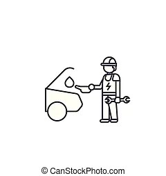 Oil change Clipart and Stock Illustrations. 1,872 Oil
