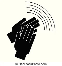 Clapping Clipart and Stock Illustrations. 1,308 Clapping