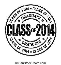 Class of 2014 school graduation date. Class of 2014