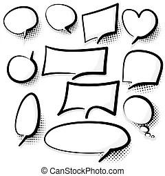 Conversation hearts template. Conversation hearts template