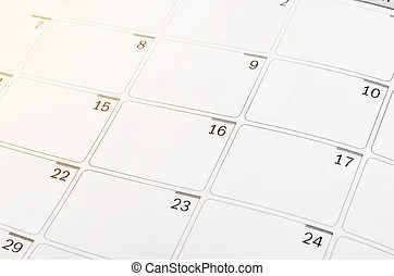 Blank monthly planner page. A blank planner page to print