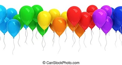 bunch balloons clip art and stock