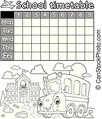 Timetable Stock Illustration Images. 7,157 Timetable