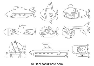 Captain of the ship Vector Clipart Royalty Free. 347