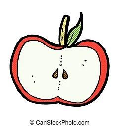 apple vector clip art eps
