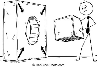 Problem solving Clipart Vector and Illustration. 7,287