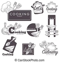 Cooking school Stock Illustrations. 2,225 Cooking school