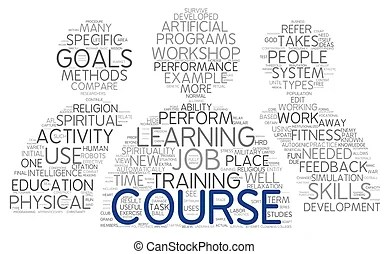 Resume concept words. Resume concept in word tag cloud on