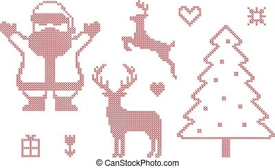 Cross stitch heart. Cross-stitch heart pattern vector vectors - Search Clip Art. Illustration. Drawings and EPS Graphics Images - csp12995636