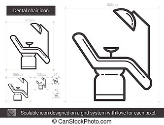 Dental chair Stock Illustrations. 1,939 Dental chair clip