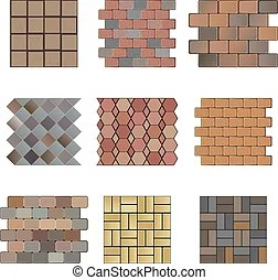flagstone illustrations and clip