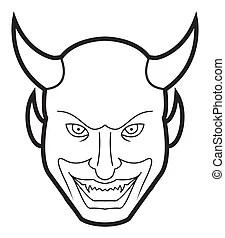 Diable Demon Dessin Facile