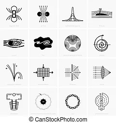 Physical science Clipart Vector and Illustration. 3,590