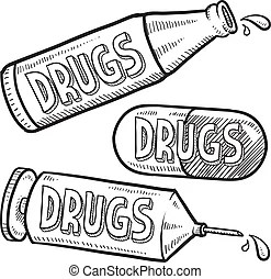 Alcohol abuse Clipart and Stock Illustrations. 1,650