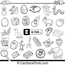 E game Clip Art Vector and Illustration. 3,309 E game