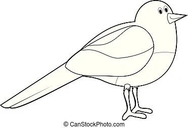 Magpie Illustrations and Clip Art. 470 Magpie royalty free
