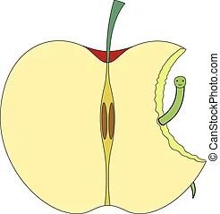 apple vector clip art royalty