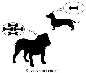 Dog bite Vector Clipart Illustrations. 408 Dog bite clip