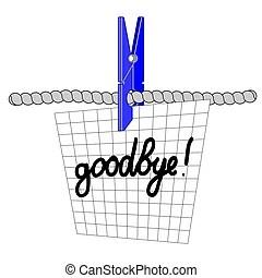 Goodbye Clip Art and Stock Illustrations. 1,613 Goodbye