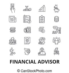 Financial advisor Illustrations and Clip Art. 1,313