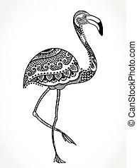 Flamingo Illustrations and Clip Art. 5,284 Flamingo
