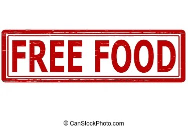 free food clipart vector