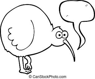 Kiwi bird Stock Illustrations. 520 Kiwi bird clip art